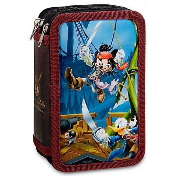 Disney Pirates of the Caribbean Filled Pencil Case