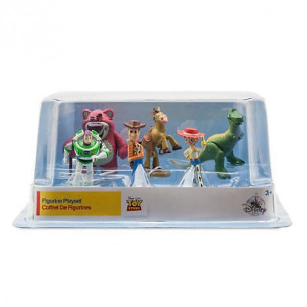 Disney Store Toy Story Figurine Playset