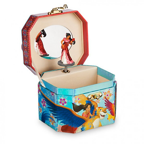 Elena Of Avalor Jewellery Box