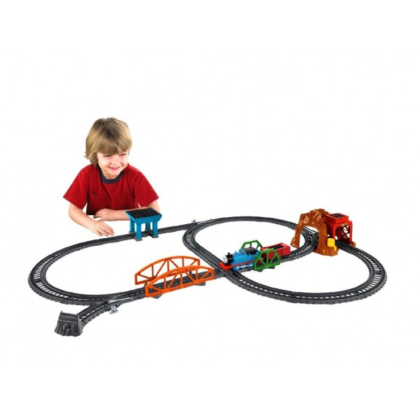 Thomas & Friends TrackMaster Busy Quarry Set