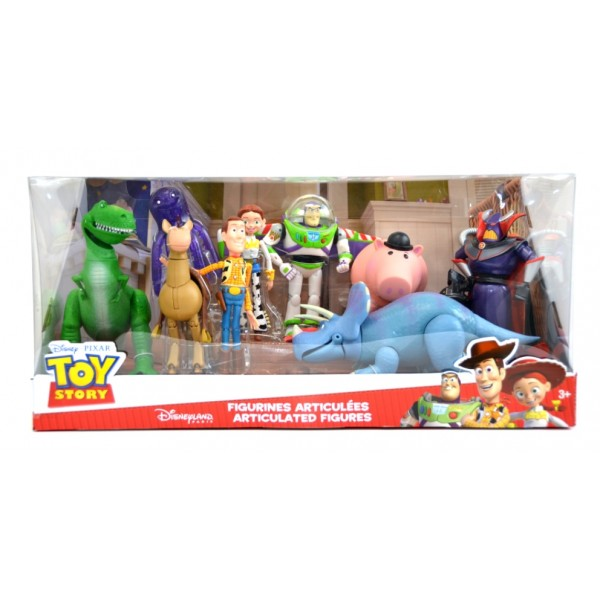 Toy Story articulated Figurine Set