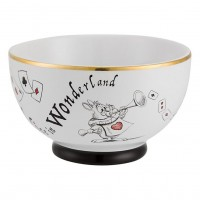 Disney Alice in Wonderland Bowl - New collection Disneyland Paris