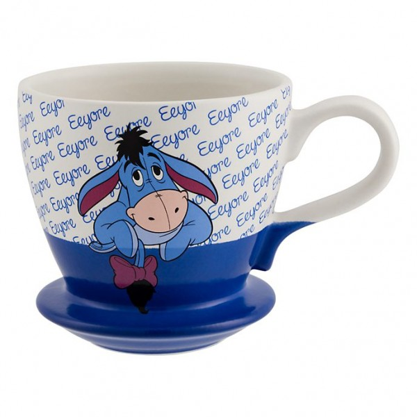 Disney Eeyore Mug, Disneyland Paris