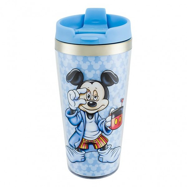 Mickey Mouse Morning Travel Mug, Disneyland Paris