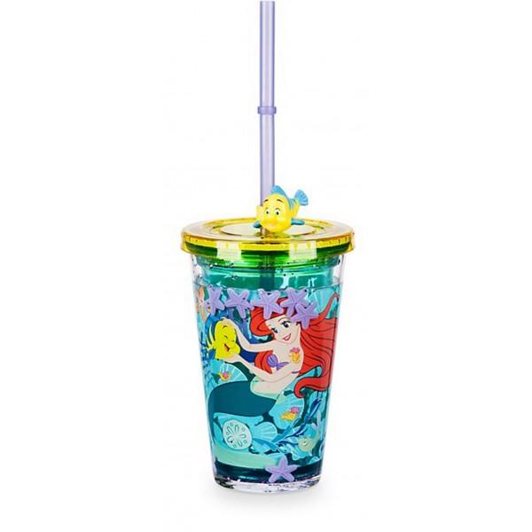 Disney Ariel Straw Tumbler