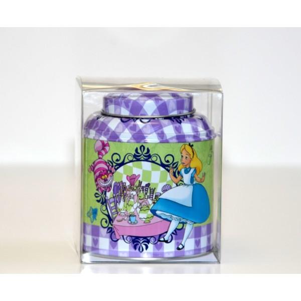 Disneyland Paris Bistro Collection Alice In Wonderland Tea Box