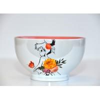 Disney Tinker Bell Flower Bowl