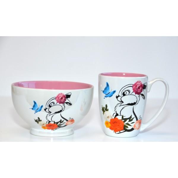 Disney Thumper Flower Mug