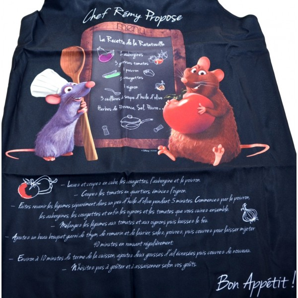 Disneyland Paris Ratatouille Apron
