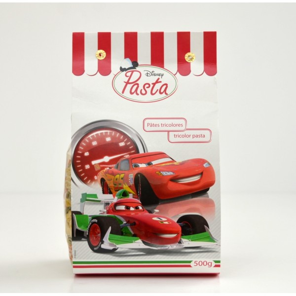 Disneyland Paris Cars Pasta