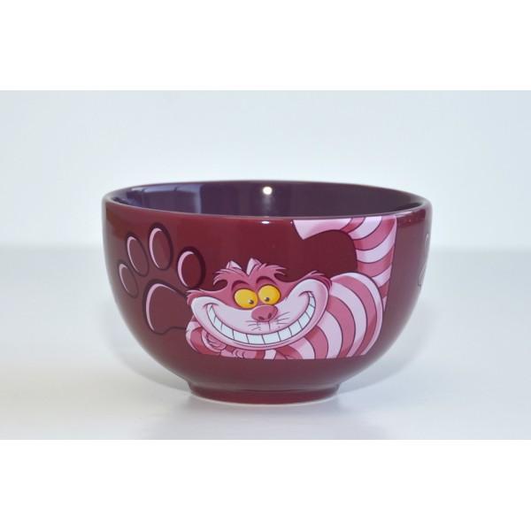 Disney Character Portrait Cheshire Cat bowl