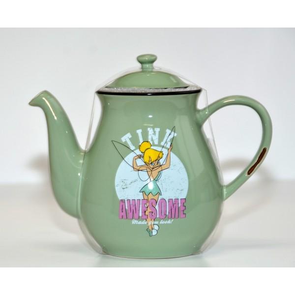 Disney Tinker Bell Teapot, Disneyland Paris Original
