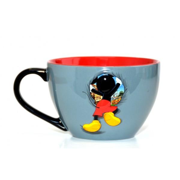 Disney Mickey Mouse Burst Mug and Bowl Set