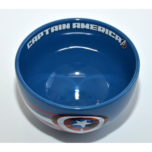 Disney Captain America bowl