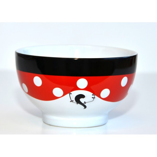 Disneyland Paris Minnie Mouse Fun Bowl