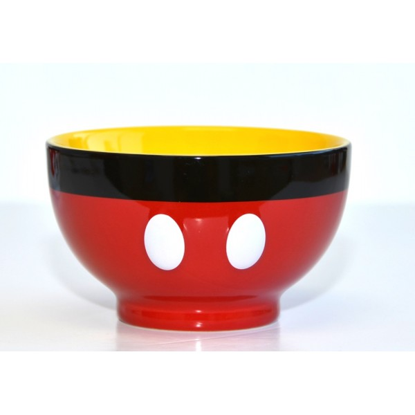 Disneyland Paris Mickey Mouse Fun Bowl