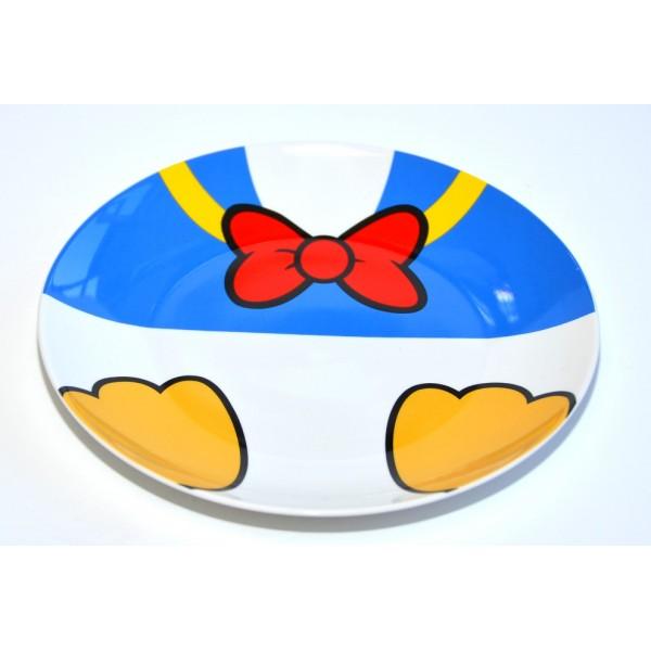 Disneyland Paris Donald Duck Fun Plate
