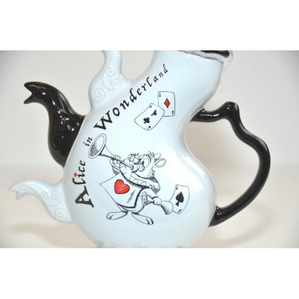 Disney Alice in Wonderland Teapot -  New collection Disneyland Paris