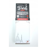 Disneyland Paris Gourmet Magnetic Shopping list
