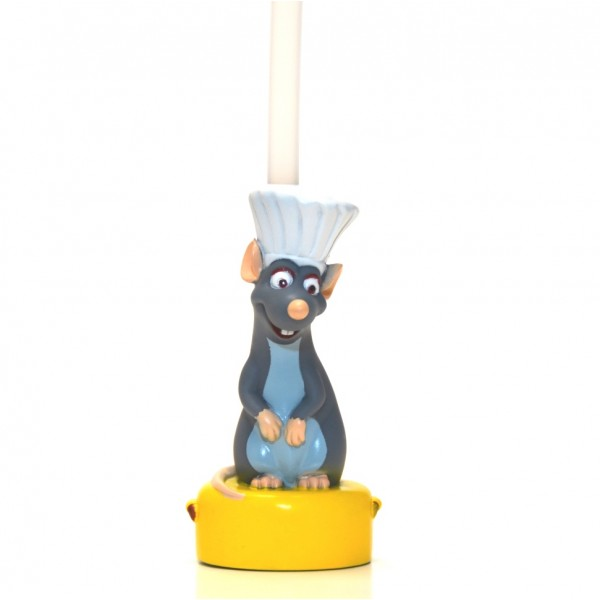 Disney Bottle Cap Straw - Remy