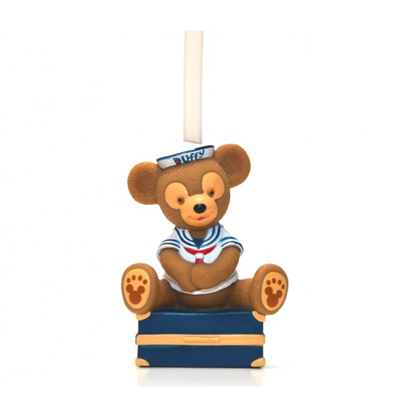 Disney Bottle Cap Straw - Duffy
