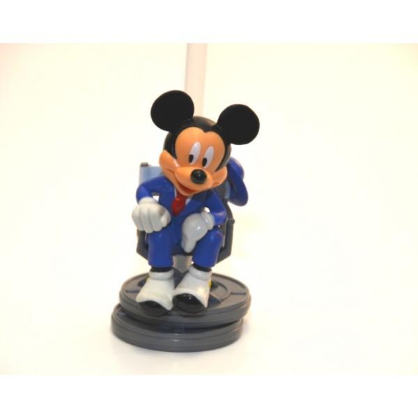 Disney Bottle Cap Straw - Mickey Mouse
