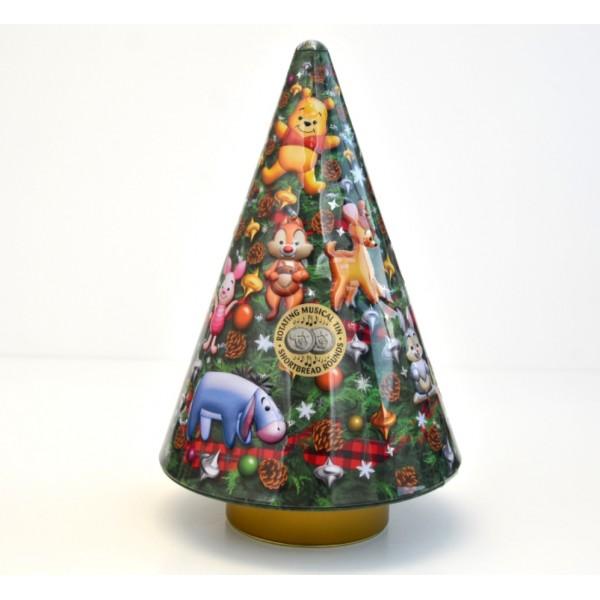 Disneyland Paris Musical Tree Tin