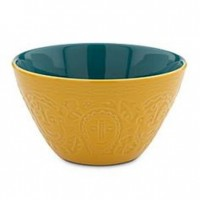 Disney Adventureland ''Aloha'' Bowl - Yellow