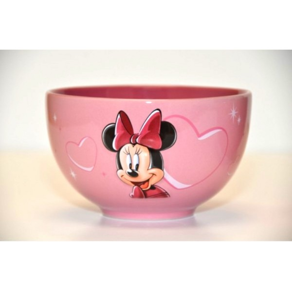 Disneyland Paris Minnie Mouse Character Drinking Glass