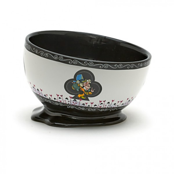 Disneyland Paris Alice In Wonderland Bowl