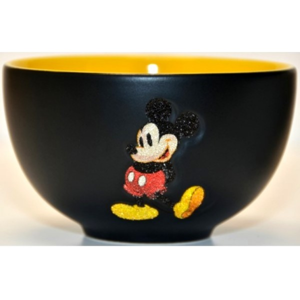 Disney Mickey Mouse Glitter bowl