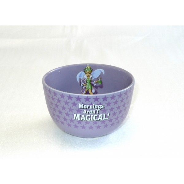 Disney Travel Mug - Tinker Bell - Mornings aren't MAGICAL