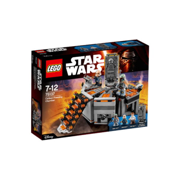 Lego 75137 Carbon-Freezing Chamber