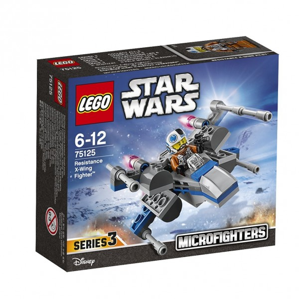 Lego 75125 Resistance X-Wing Fighter