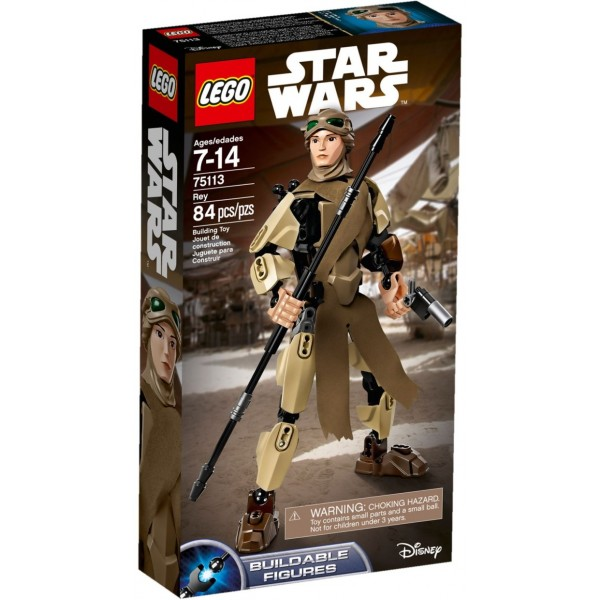 Lego 75113 Rey
