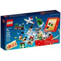 Lego 40222 Christmas Countdown Calendar