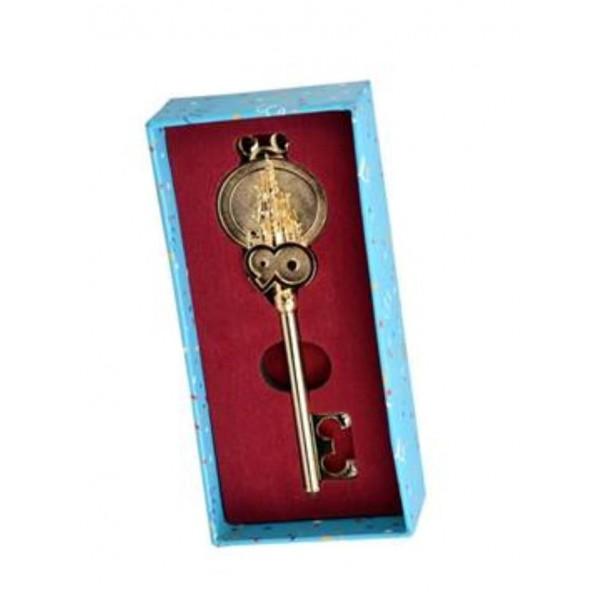 Mickey Mouse Limited Edition 90th Anniversary Key, Disneyland Paris