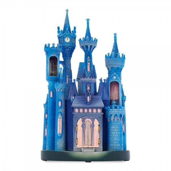 Disney Cinderella Castle Light-Up Figurine Limited Release