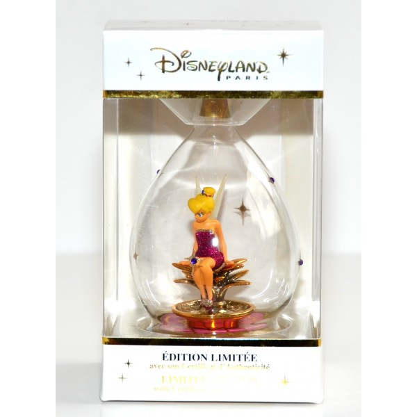 Disney Tinker Bell Limited Edition Christmas Bauble, Disneyland Paris
