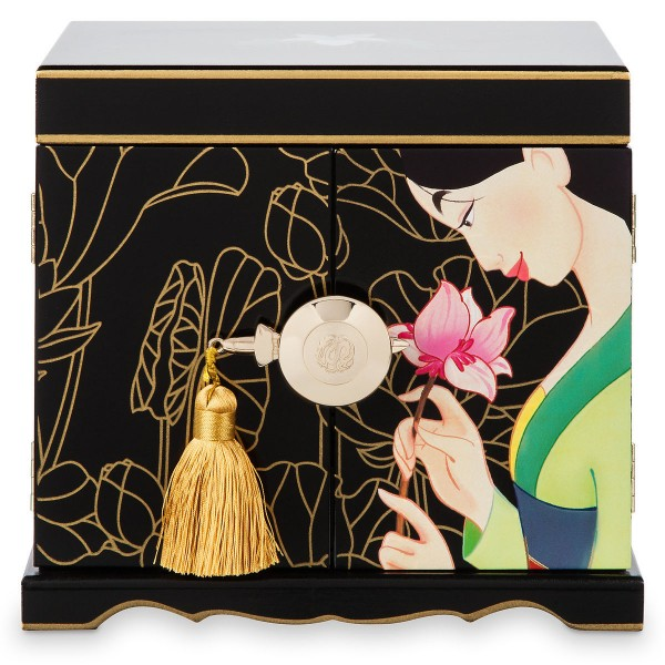 Mulan 20th Anniversary Jewellery Box - Limited Edition