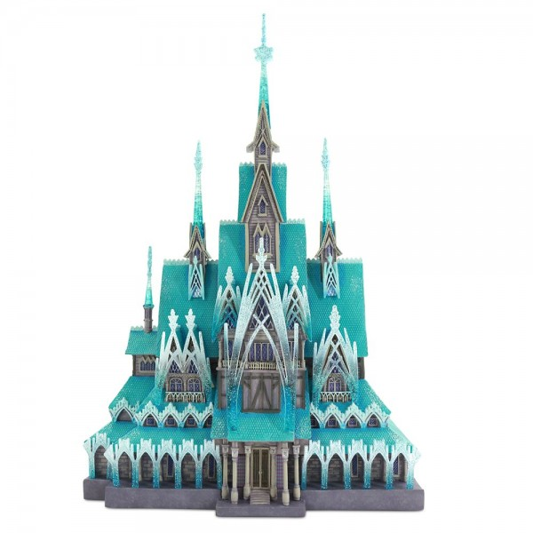Disney Frozen Castle Light-Up Figurine – Castle Collection – Limited Release