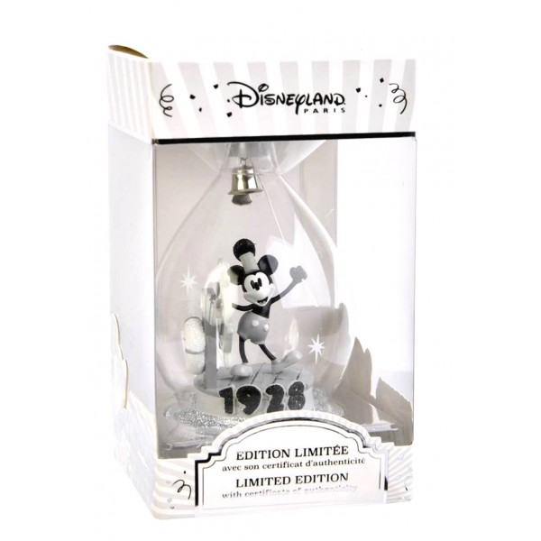 Mickey Mouse Limited Edition 90th Anniversary Christmas Bauble, Disneyland Paris