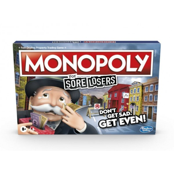 Monopoly for Sore Losers - Hasbro