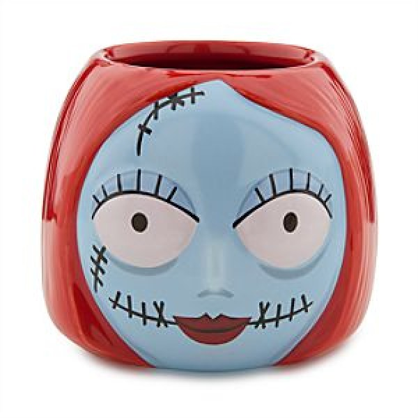 Disney Sally from Nightmare Before Christmas 3D Mug