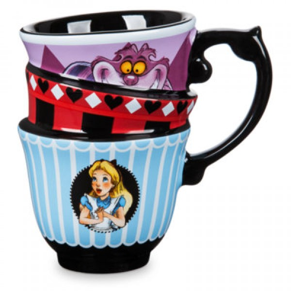 Disneyland Paris Mad Hatter Mug