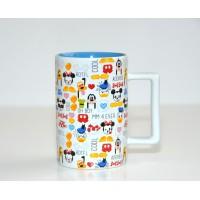 Disney Emoji mug