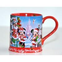 Disney Characters Christmas Mug