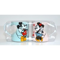 Disney Mickey and Minnie Together forever mug set