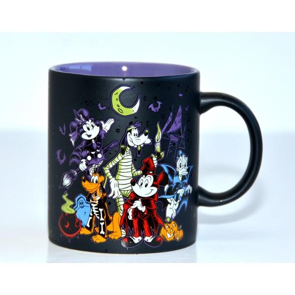 Disneyland Paris Characters Halloween mug