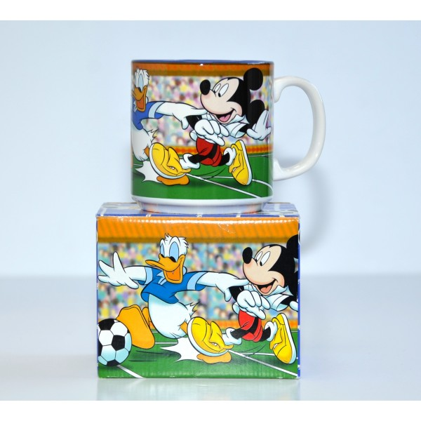 Walt Disney Classics Mickey the Winning team mug